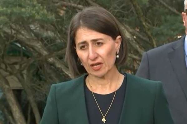 Article image for 'It's a personal nightmare': Gladys Berejiklian refuses to resign after ICAC hearing