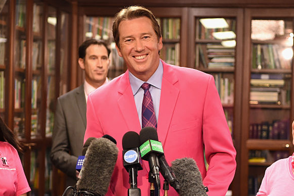 Article image for Glenn McGrath's renewed fight to fund more breast care nurses