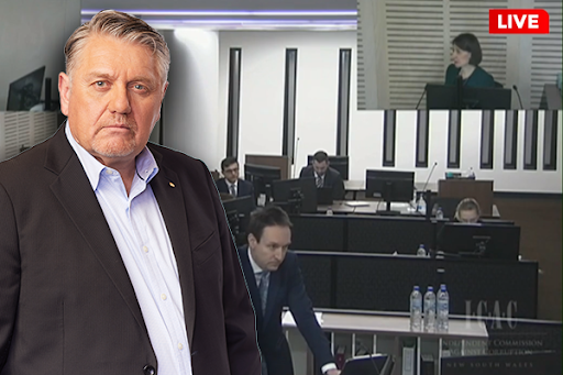 Article image for Ray Hadley calls time on Gladys Berejiklian's reign as Premier
