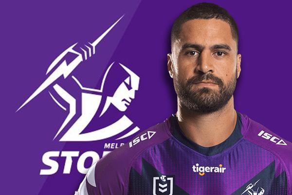 Prelim pride won't distract Melbourne Storm says Jesse Bromwich