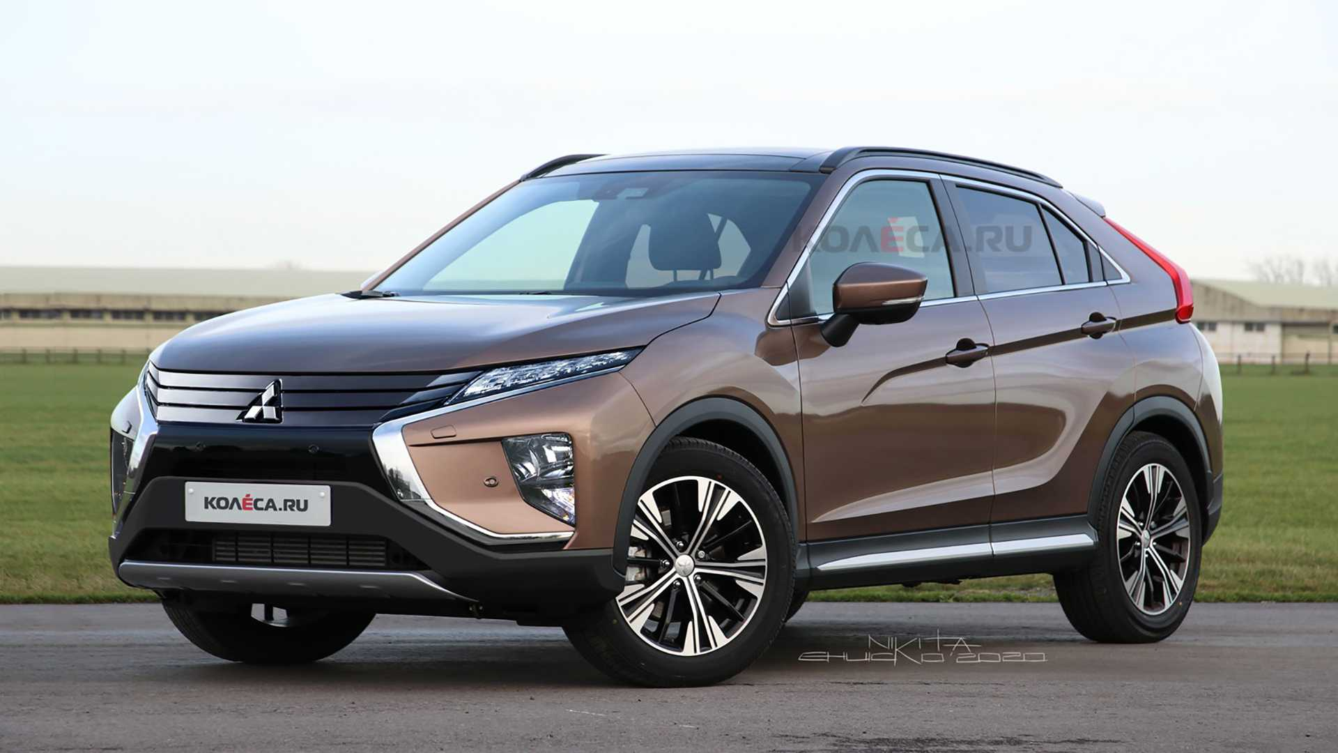 Mitsubishi's small Eclipse Cross SUV gets an update with a plug-in hybrid (PHEV) to follow next year