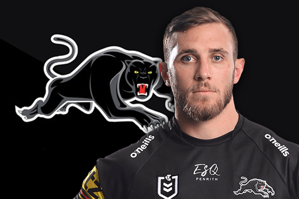Panthers star chases a spot in Queensland's State of Origin squad