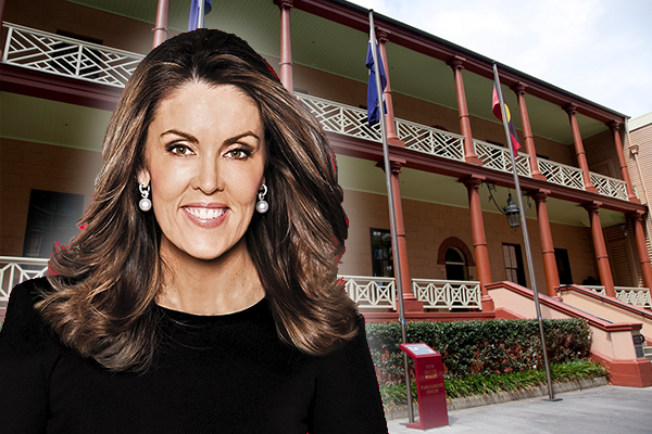 Article image for Peta Credlin's predictions for Gladys Berejiklian when the dust settles