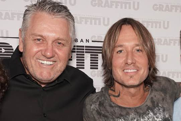 Article image for Ray Hadley reveals why he's 'indebted' to Keith Urban