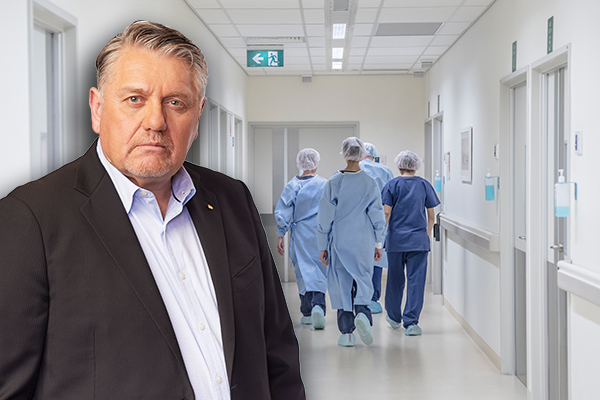 Article image for Ray Hadley calls out 'unfair' hospital policy splitting families apart