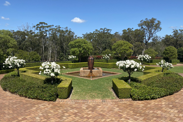 Article image for Ray Hadley's garden