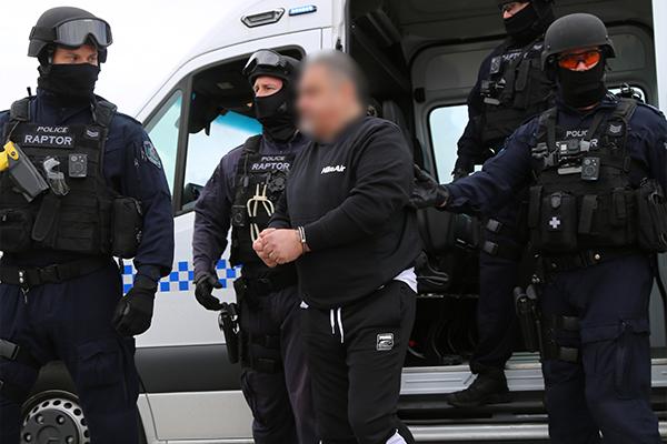 Article image for Sam Ibrahim 'bound for Lebanon' in secret deportation operation