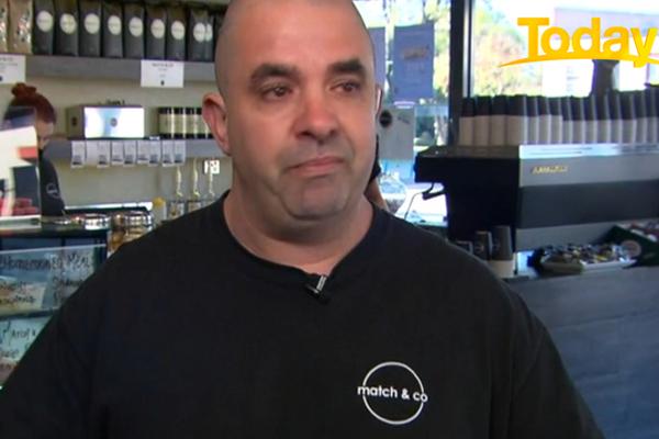 Article image for Emotional cafe owner shares devastating impacts of Melbourne's lockdown