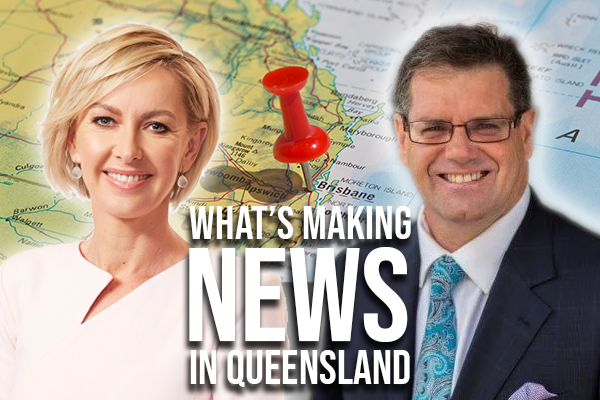 What's making news in Queensland with Peter Gleeson