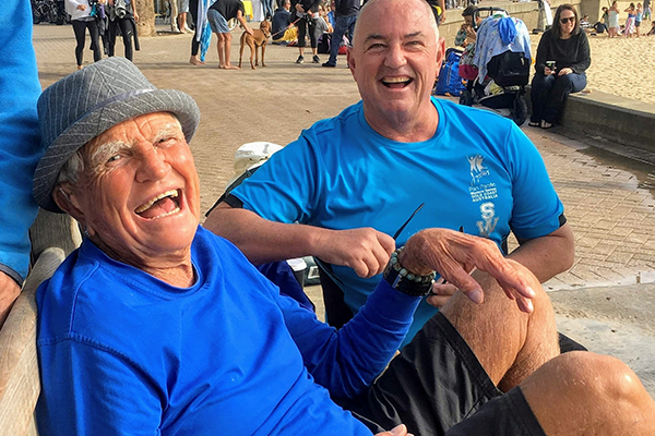 Article image for 88-year-old City2Surf legend's plan for anniversary race foiled