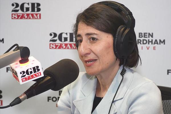'Pay us what you owe': Gladys Berejiklian holds firm on hotel quarantine bill