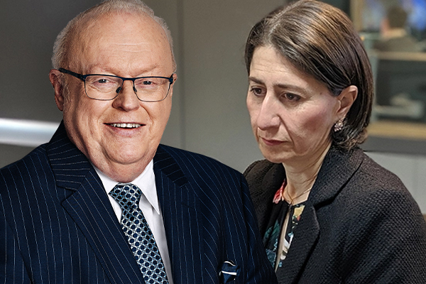 Graham Richardson stands by NSW Premier amid bombshell revelations