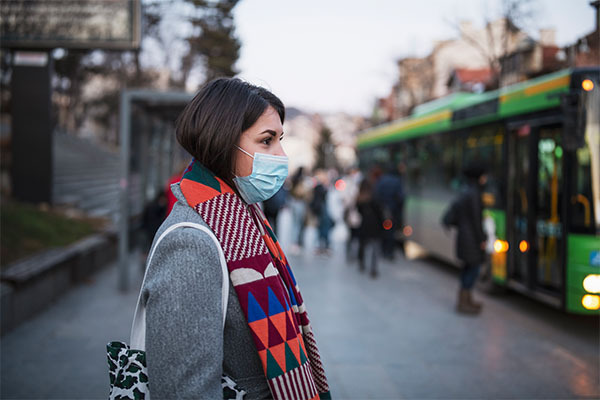 'Just wear the mask': Public transport mandate to remain in place