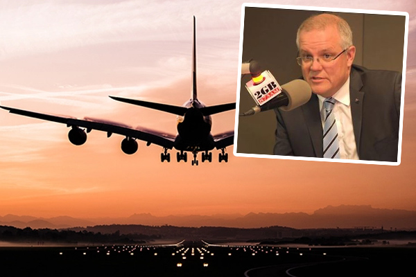 Article image for 'This is about health': Scott Morrison 'disappointed' by racism accusations