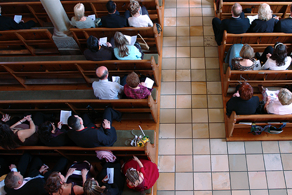 Article image for 'Fantastic news': Churches rejoice as worship joins list of unvaccinated freedoms