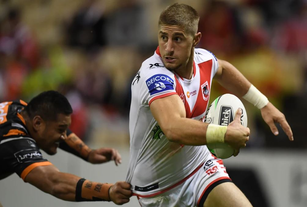 Lomax says he'll be ready to play when the Red V need him back