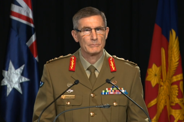 Minister confirms ADF Chief's future amid speculation
