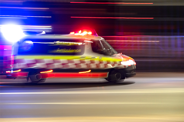 Article image for 'Perfect storm' sees elderly patient wait 'unacceptable' 12 hours for ambulance