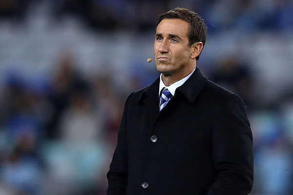 Article image for NRL legend Andrew Johns rejects 'insulting' claims ahead of Origin