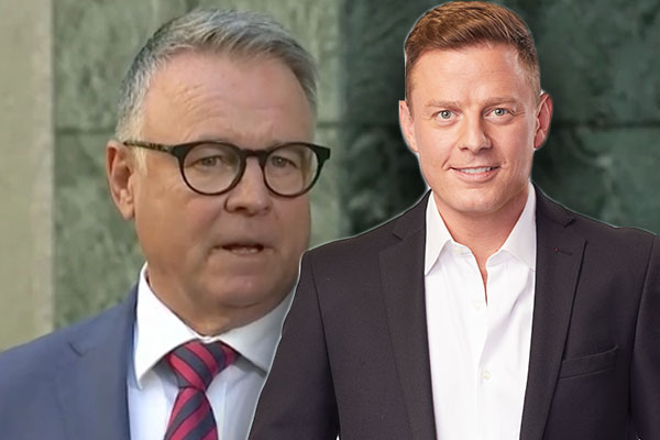 Article image for What Joel Fitzgibbon really wants after shock resignation