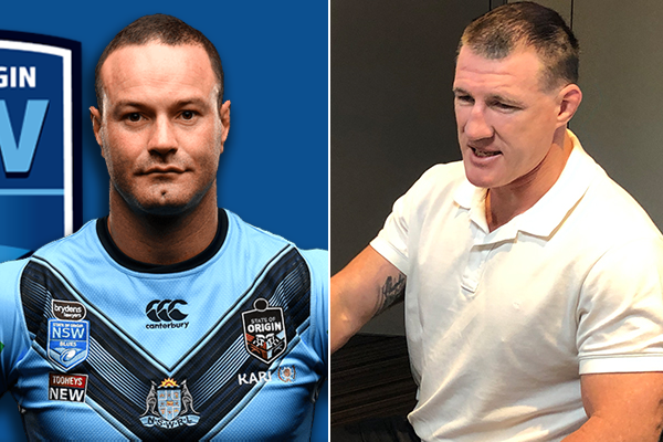 Article image for Paul Gallen warns against overriding Boyd Cordner's medical advice