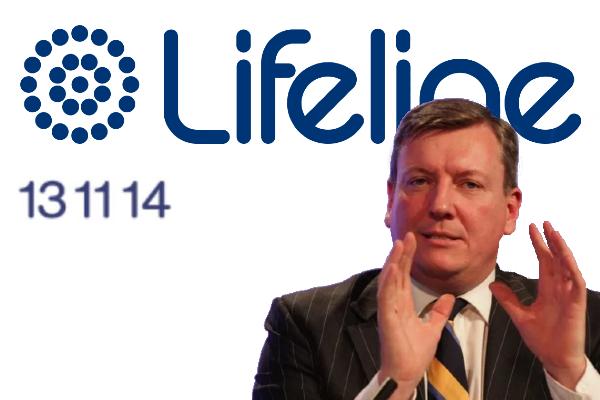 Lifeline Chair praises 'selfless volunteers'