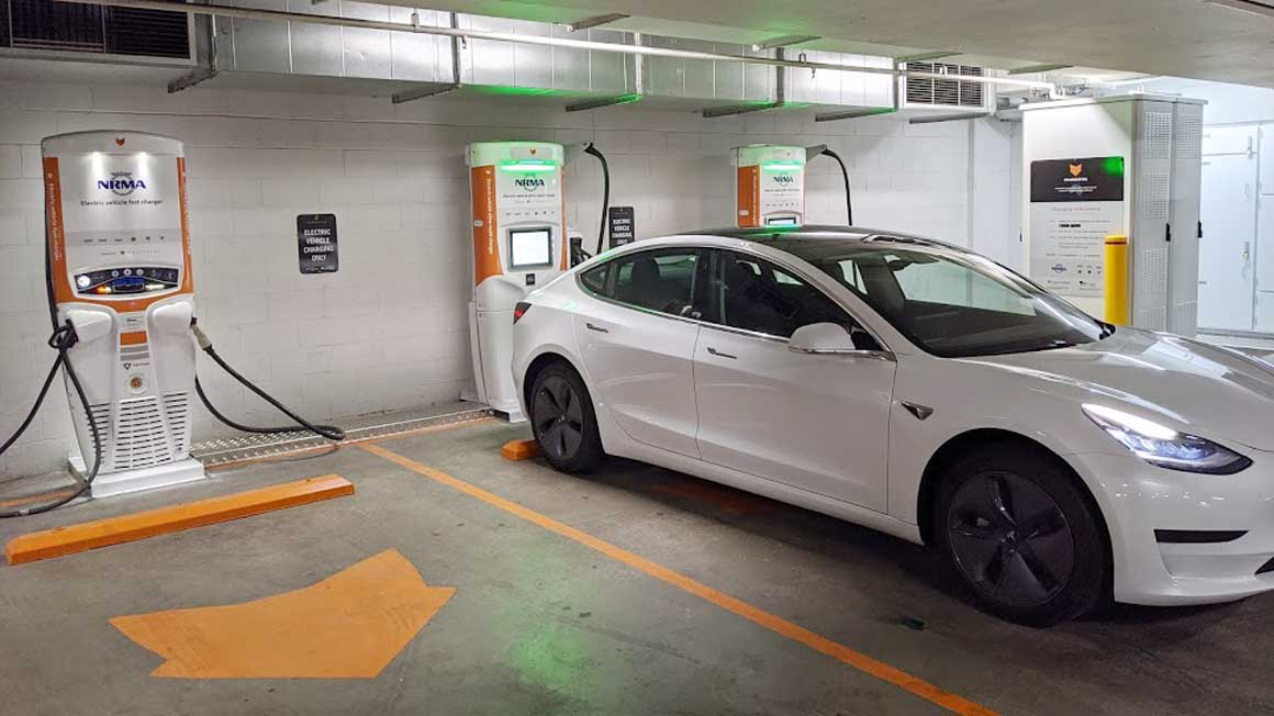 Road usage charge in South Australia a shock for electric car drivers and expected to be followed by other states.