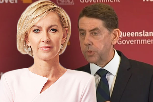 Article image for 'All out war': Deborah Knight rips into QLD Treasurer's 'cheap shot' at NSW