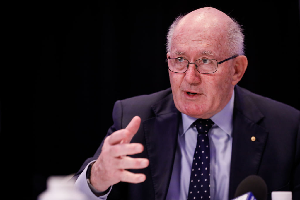 Sir Peter Cosgrove welcomes investigation into Australian soldiers' alleged war crimes