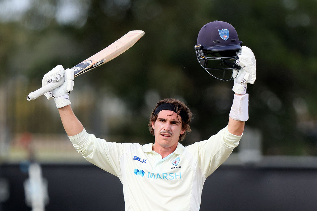 Article image for How Sean Abbott stayed 'mentally fresh' to be named in Test debut