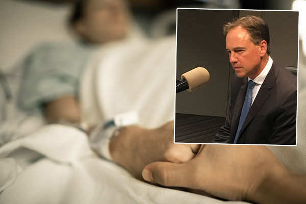 Article image for Health Minister 'prepared for the worst' with massive medical purchase