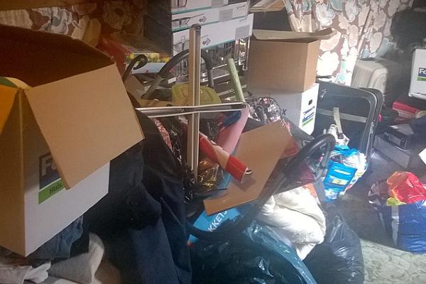 Breaking the stigma around hoarding
