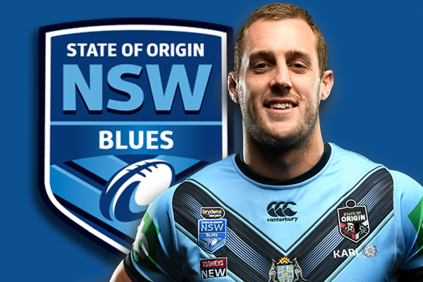 Article image for State of Origin 'everything it was hyped up to be' for debutant Isaah Yeo