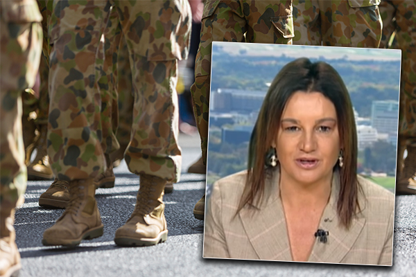 Jacqui Lambie slams ADF chiefs for 'chucking diggers under the bus'