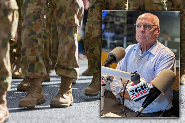 Retired Major General empathises with comrades caught up in war crime allegations