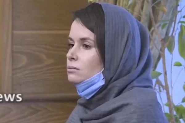 Article image for Australian academic Kylie Moore-Gilbert released from Iran jail