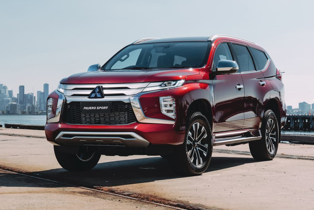 Mitsubishi's recently updated Pajero Sport a value buy especially with a ten-year warranty