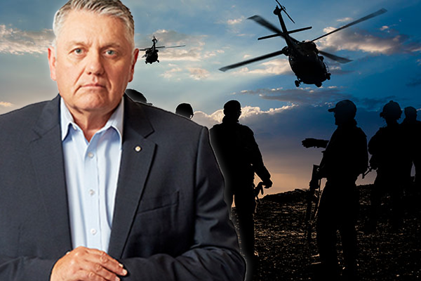 'The veteran community is speechless!': Ray Hadley defends veterans in inquiry fallout