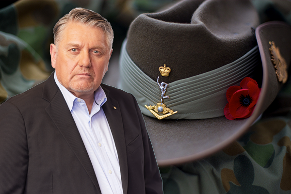 Ray Hadley demands Prime Minister's intervention for veterans in crisis