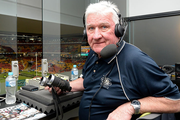 Article image for Decider or equaliser?: Rabs warms up to call his favourite Origin game