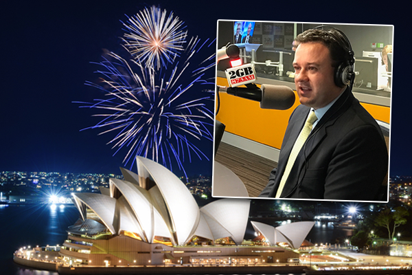 Article image for Festivities in full swing for Sydney NYE but still no Christmas guarantees