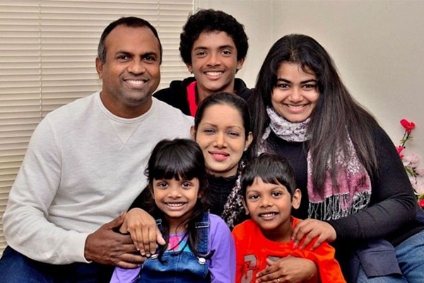 Article image for 'They need to stay here': Ray Hadley fights for Sri Lankan family facing deportation