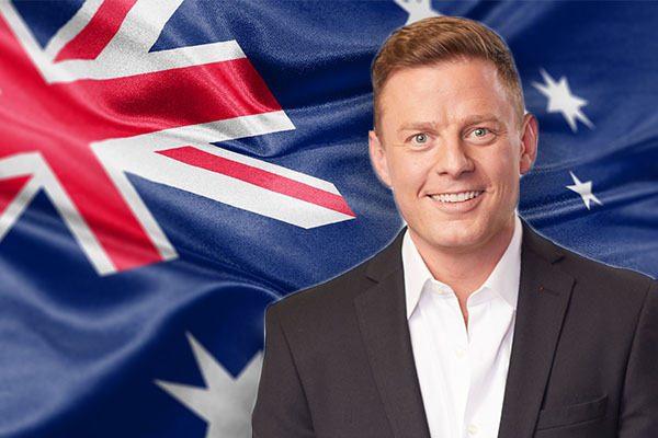 Article image for 'The time is now': Ben Fordham backs change to national anthem