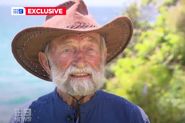 The 91 year old adventurer looking to fly again