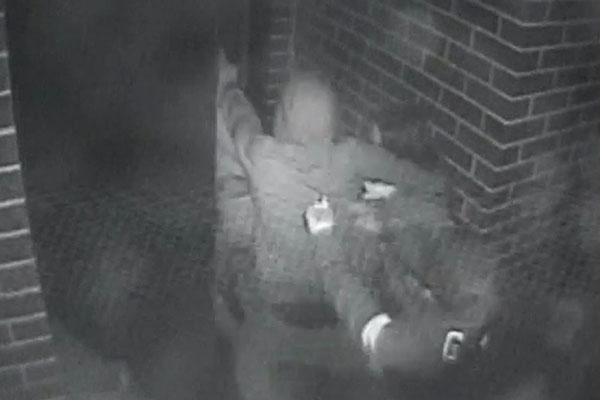 Article image for WATCH | Armed group break into home in Sydney's west