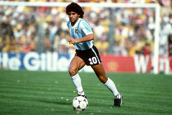 Tributes flow for soccer legend Diego Maradona