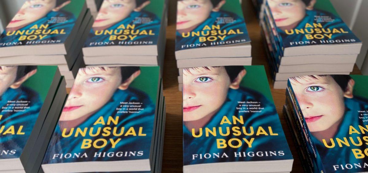 Fiona Higgins: An Unusual Boy