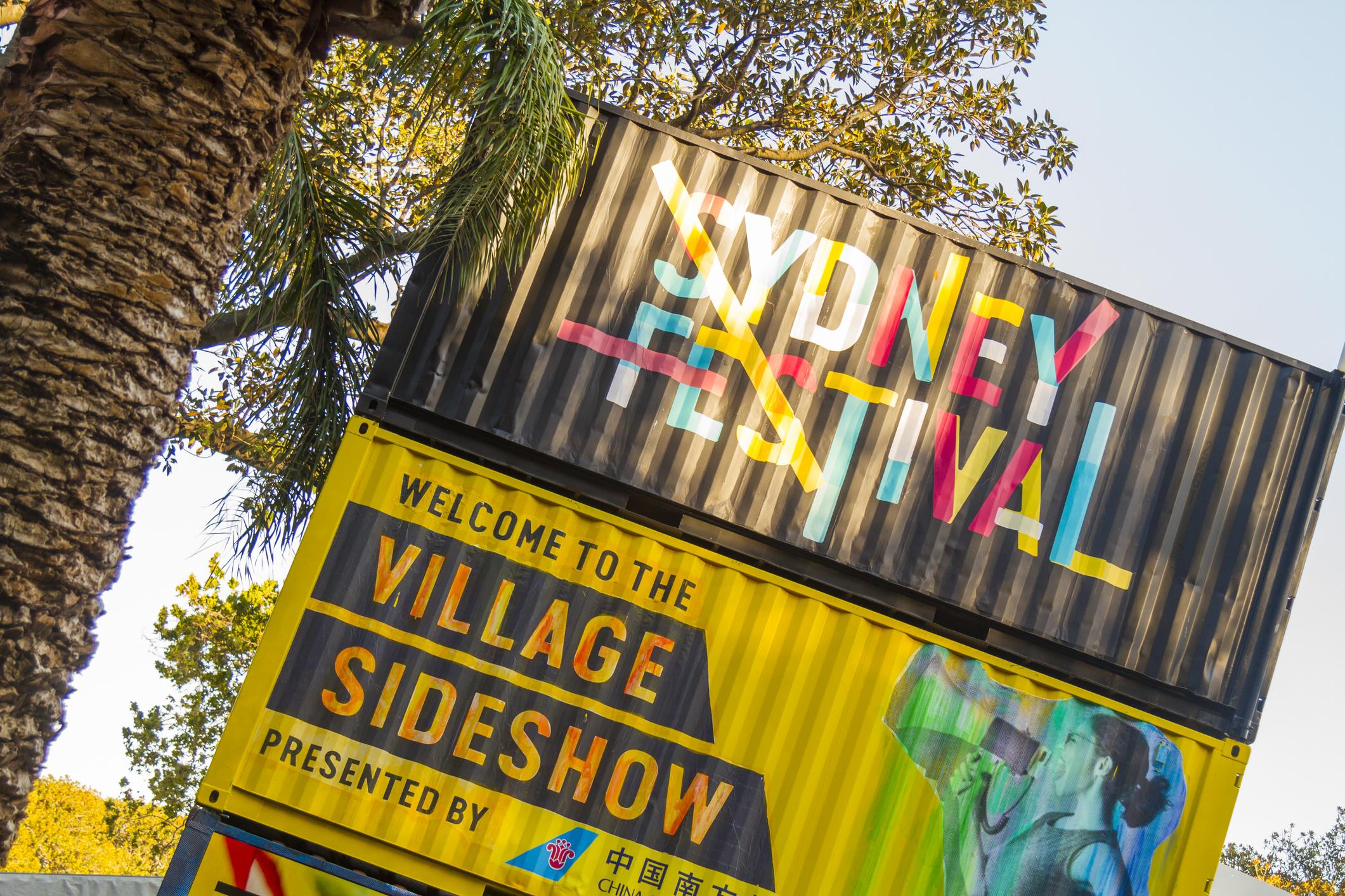 Article image for Philanthropist gifts Sydney Festival multi-million dollar boost