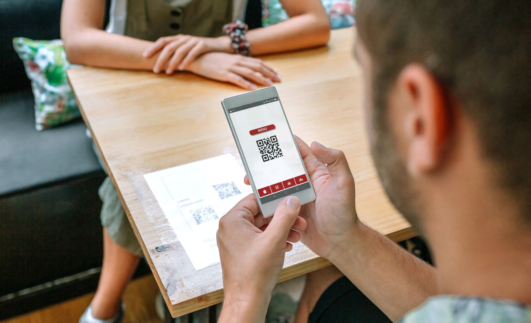 State government to mandate QR codes in light of Jasmins restaurant cases