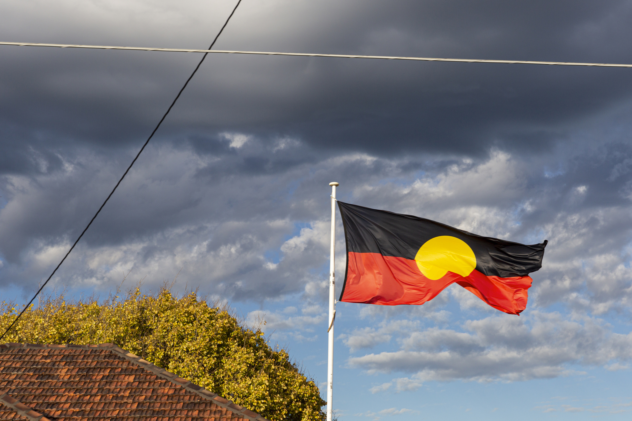 Government votes down hanging Aboriginal and Torres Strait Islander flags in parliament